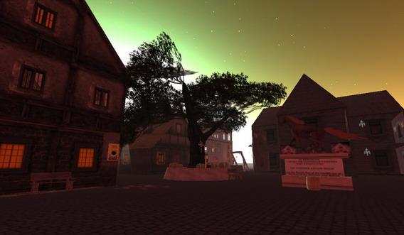 Abbey - Vampire's Asylum sim