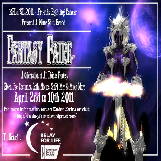 RFL of SL presents Fantasy Faire 2011