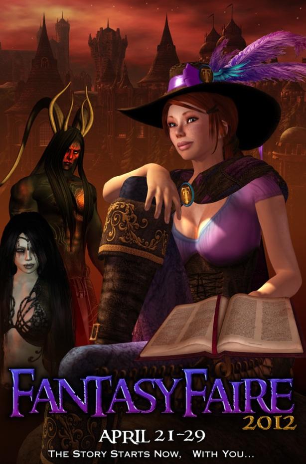 Fantasy Faire 2012