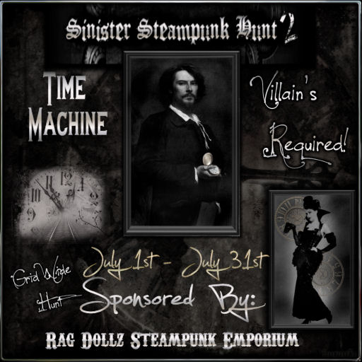 Sinister Steampunk Hunt2